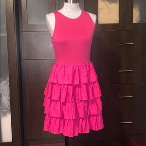 Rachel Rachel Roy fuchsia Dress
